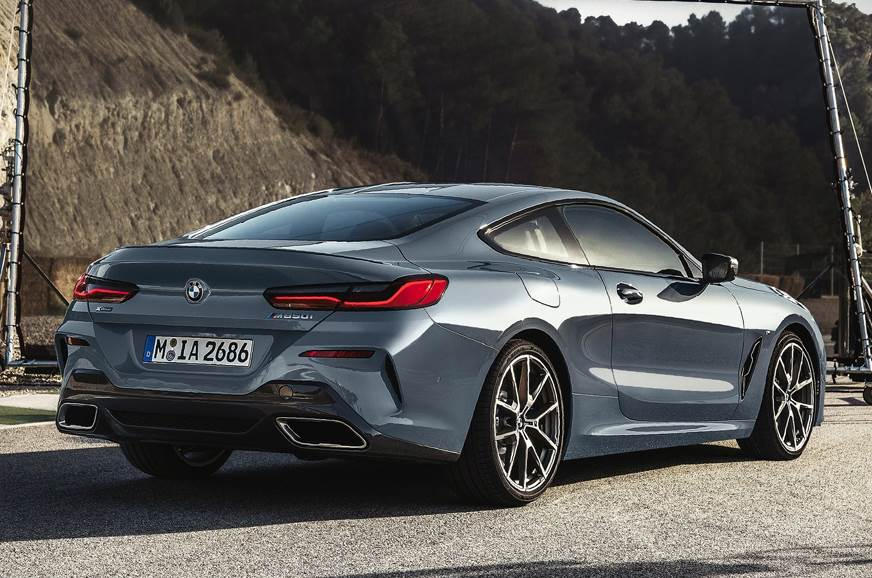 All New Bmw 8 Series Unveiled At Le Mans Autocar India
