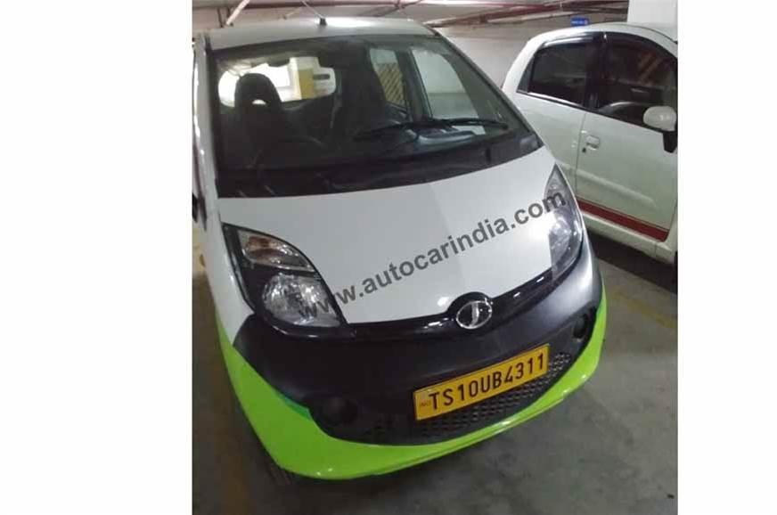 Tata Nano Based Jayem Neo Ev Spotted Autocar India