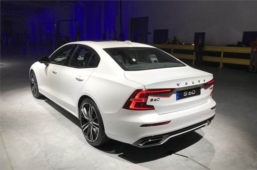 All New Volvo S60 Revealed Autocar India
