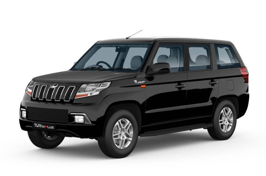 2018 Mahindra Tuv300 Plus Price Variants Explained Autocar India