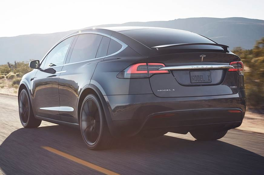 Tesla Model X P100D review, test drive - Autocar India