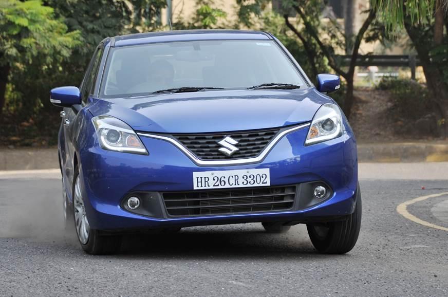 Maruti Suzuki Baleno Sales Cross 4 Lakh Milestone Autocar India