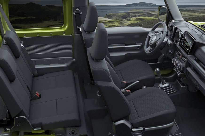 2020 Suzuki Jimny: News, Design, Release >> New Suzuki Jimny May Not Get A Diesel Autocar India