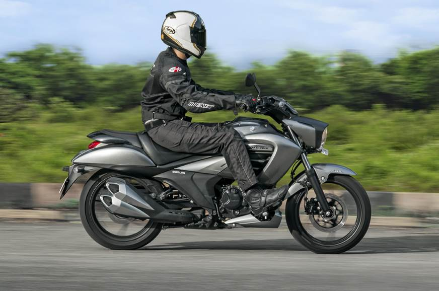 2018 Suzuki Intruder Fi Review Test Ride Autocar India