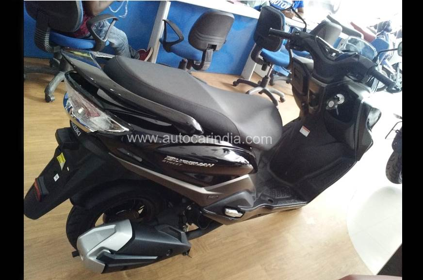 Suzuki Burgman Street To Be Priced From Rs 68 000 Will Take On