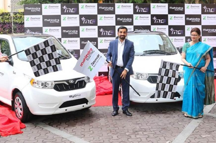 Mahindra-Zoomcar now offer EV-sharing in Pune - Autocar India