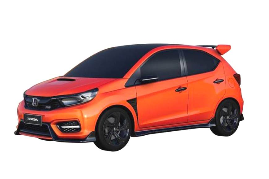 New Honda Brio Expected To Be Unveiled Next Month Autocar India