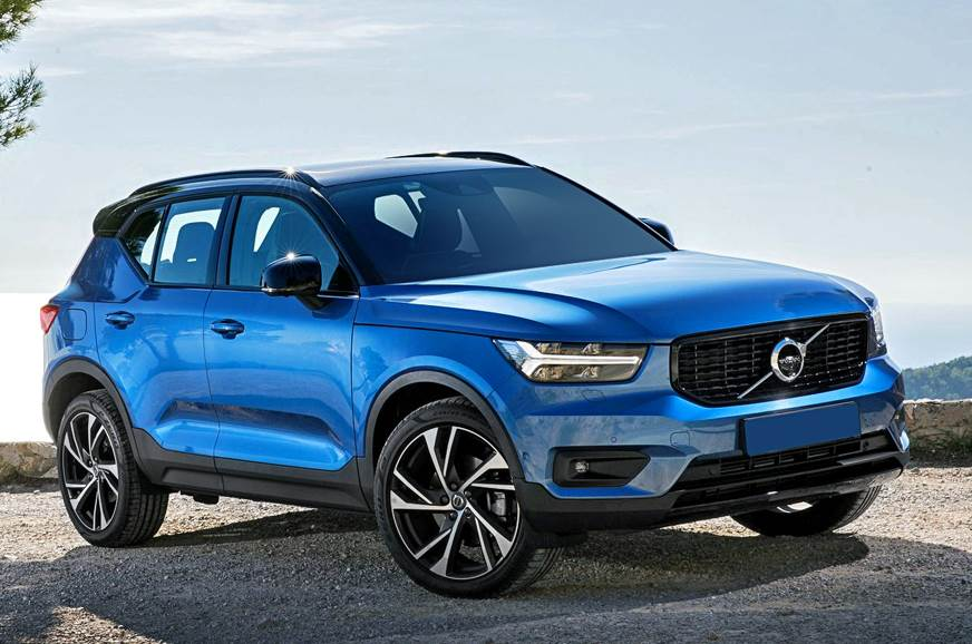 volvo xc40 momentum inscription launched priced from rs 39 9 lakh autocar india. Black Bedroom Furniture Sets. Home Design Ideas