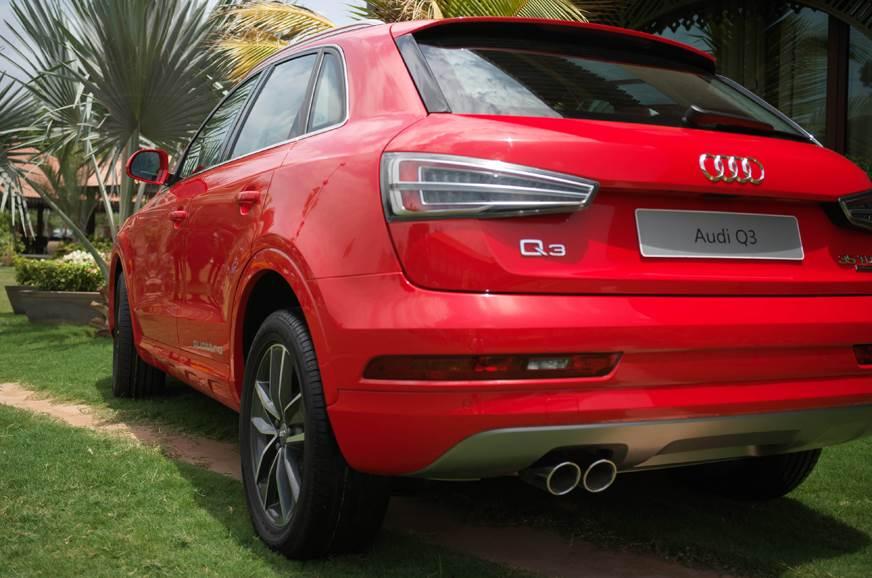 2018 Audi Q3 Q7 Design Editions Launched Autocar India