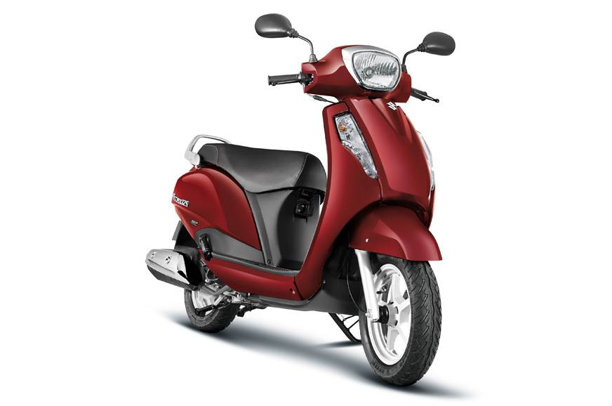 Suzuki Motorcycle Plans Electric Scooter For India