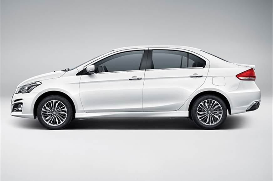 Maruti Suzuki Ciaz Facelift Launch In Early August Autocar India