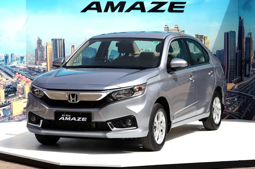 New Honda Amaze recalled for potential steering issue - Autocar India