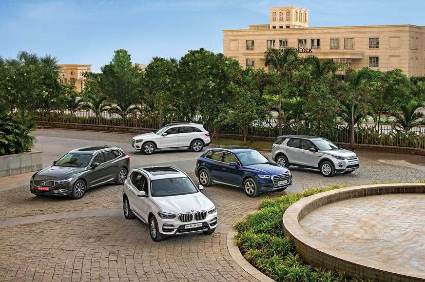 X3 Vs Q5 Xc60 Glc Discovery Sport Which Is The