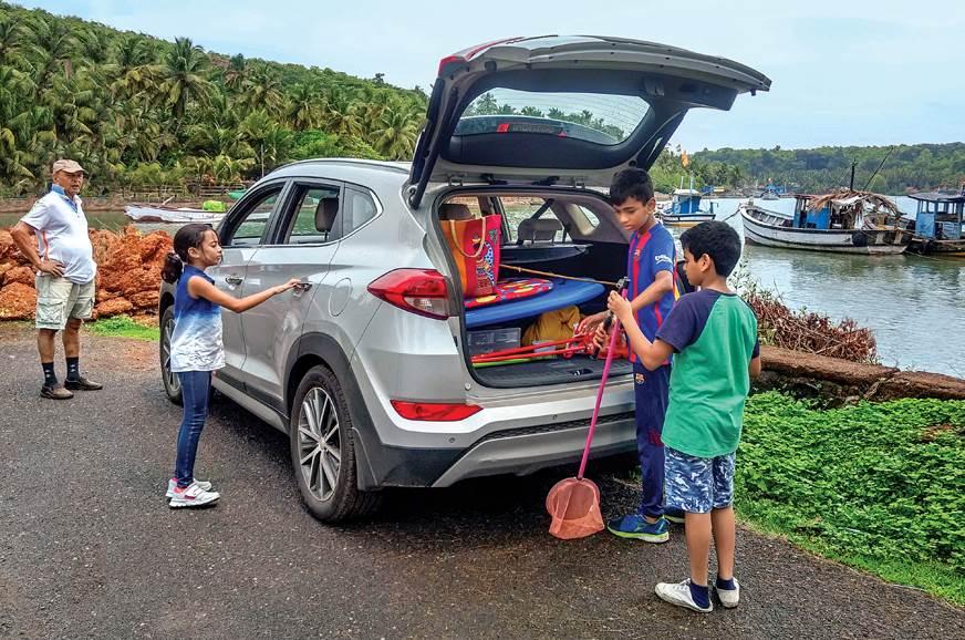 2017 Hyundai Tucson Long Term Review Fourth Report Autocar India