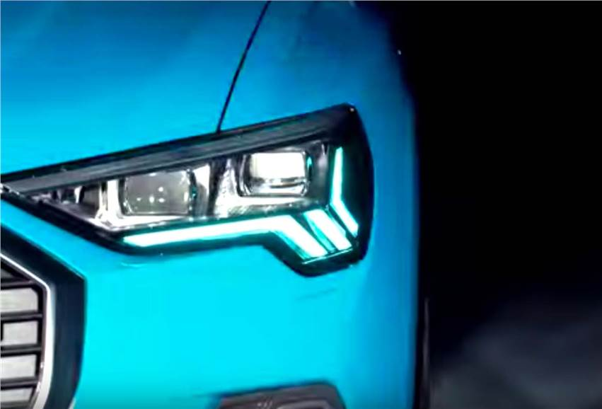 2018 Audi Q3: New Generation, Redesign, Changes >> Next Gen Audi Q3 To Be Unveiled On July 25 Autocar India