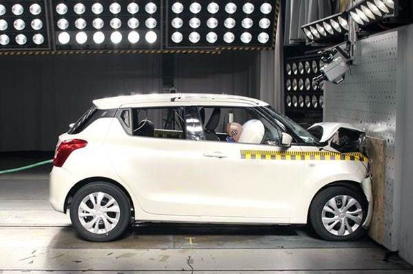 Nine Of 15 Maruti Suzuki Models Meet New Crash Test Norms Autocar