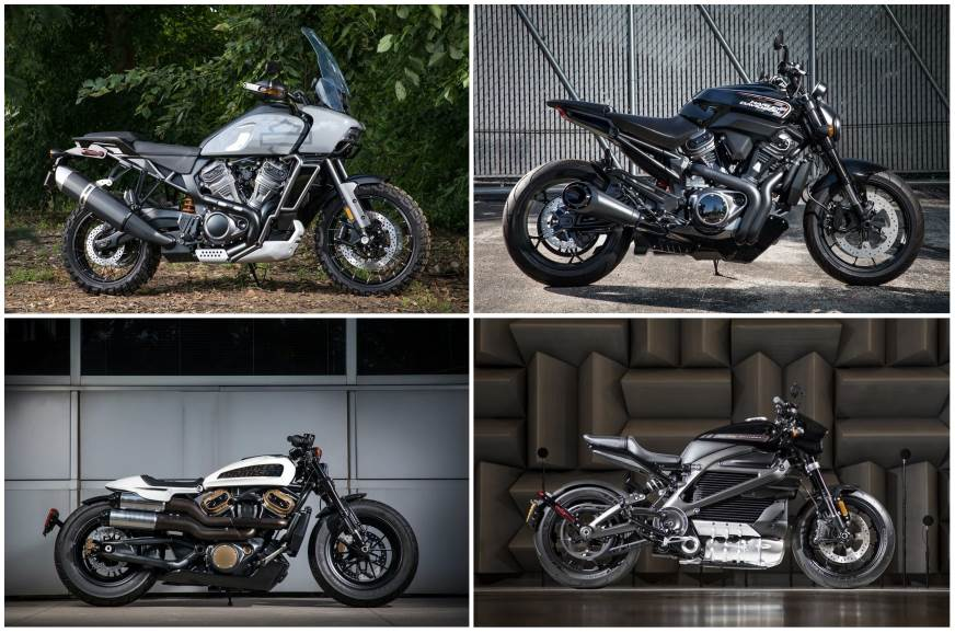 Harley-Davidson announces radical product plan that includes a sub