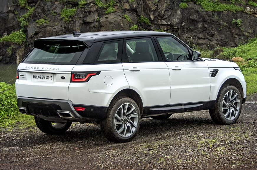 who makes range rover sport