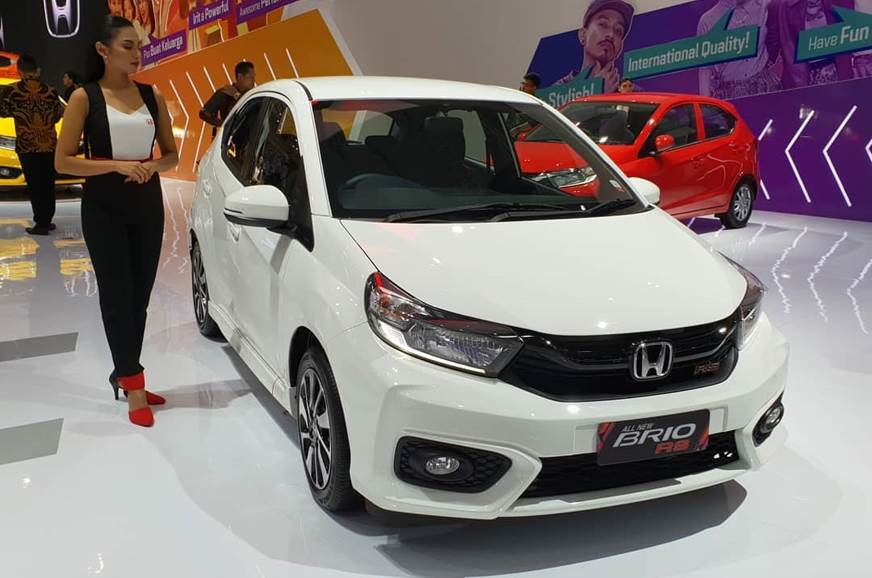 All New Honda Brio Revealed Autocar India