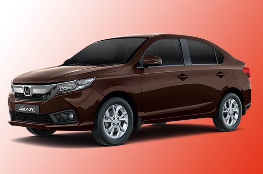 2018 Honda Amaze Compact Sedan Prices Increase Autocar India