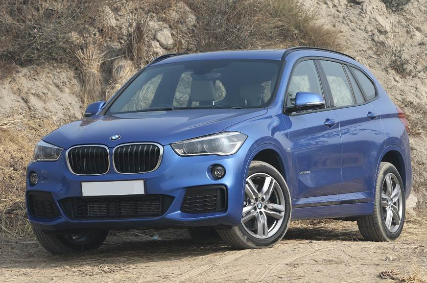 2018 Bmw X1 Sdrive20d M Sport Launched At Rs 41 50 Lakh Autocar India