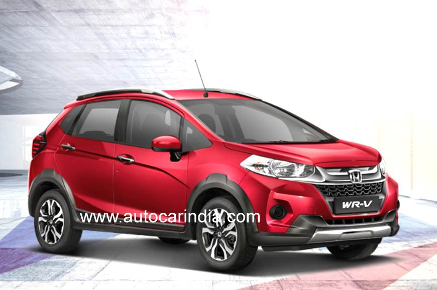Honda Wr V Alive Edition Launched At Rs 802 Lakh Autocar India