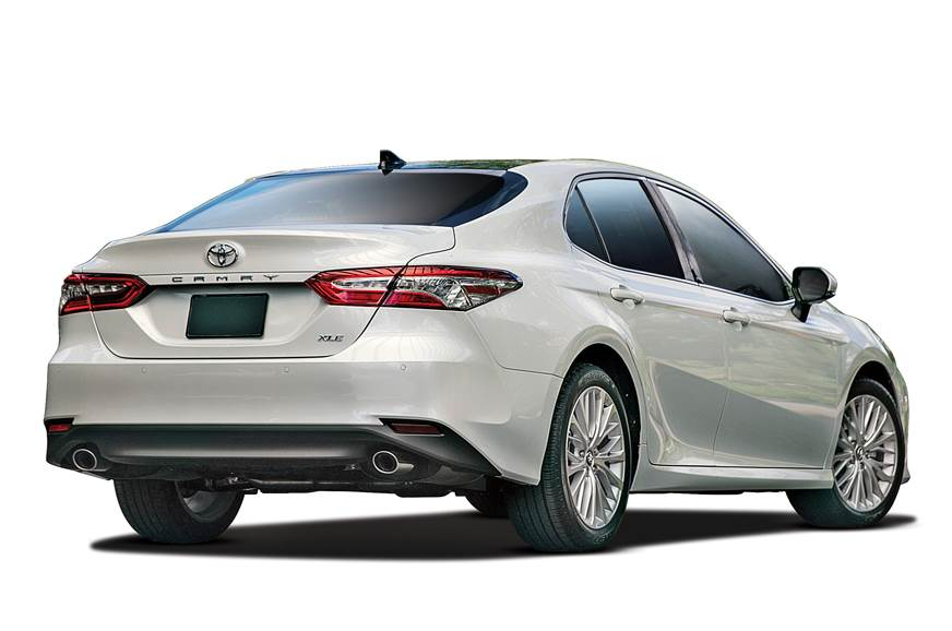 New Toyota Camry India Bound In 2019