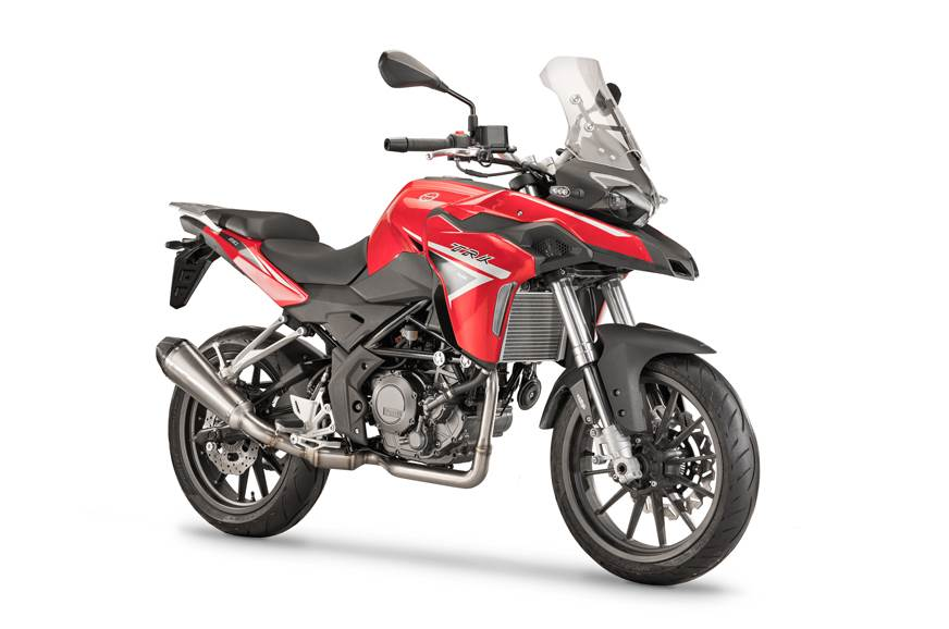 Single Cylinder Benelli Leoncino And Trk Coming To India