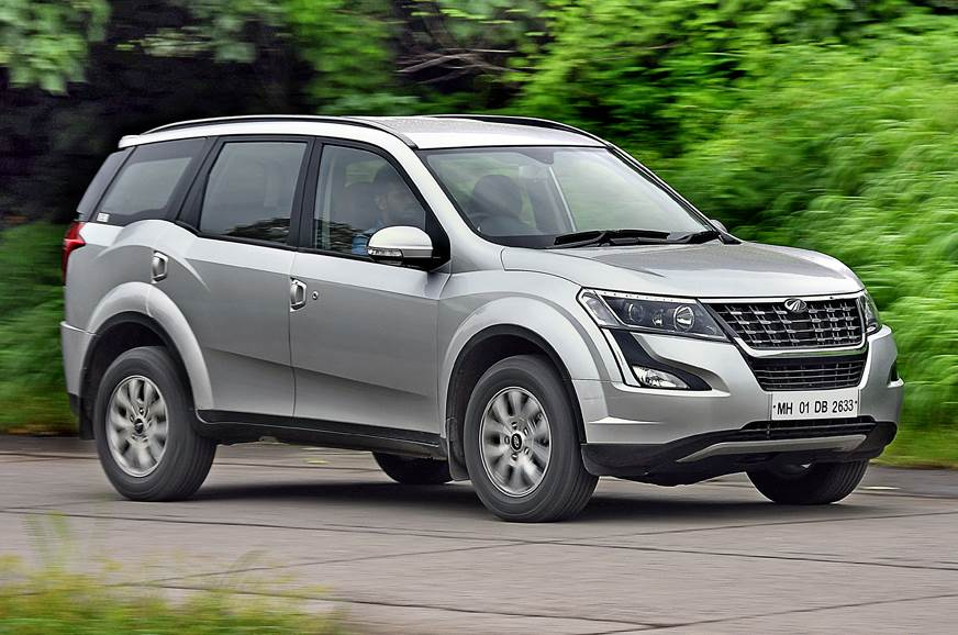 2018 Mahindra XUV500 petrol-automatic review, test drive - Autocar India