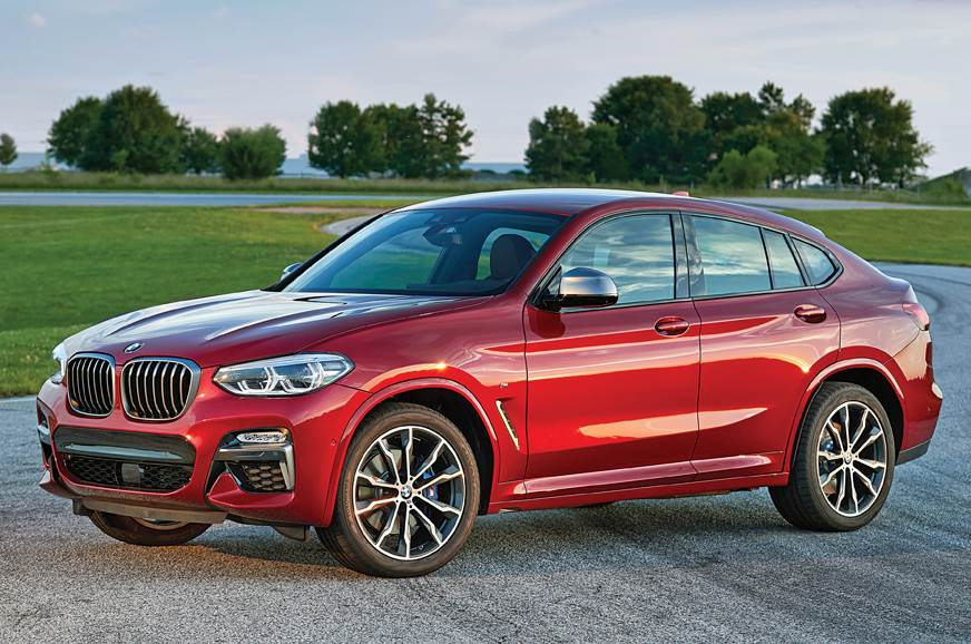 2018 Bmw X4 Review Test Drive Autocar India