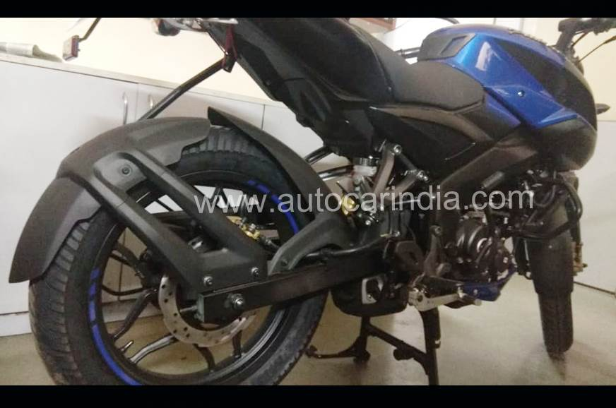 Bajaj Pulsar Ns160 With Rear Disc Priced From Rs 82 630 Autocar India
