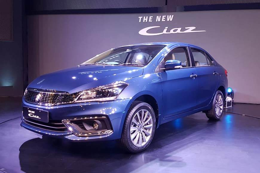 2018 Maruti Suzuki Ciaz Facelift Diesel Priced Lower Than Outgoing