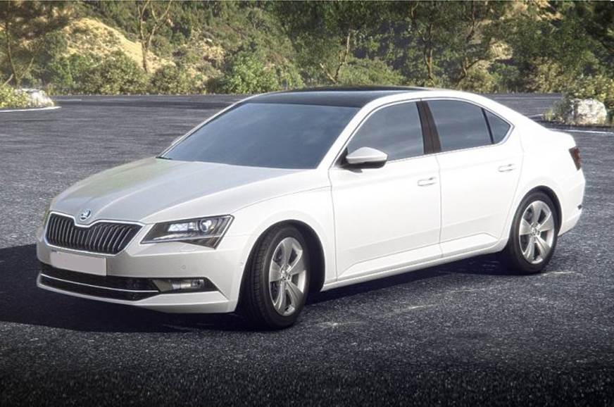 2018 Skoda Superb Corporate Edition Launched At Rs 23 49 Lakh