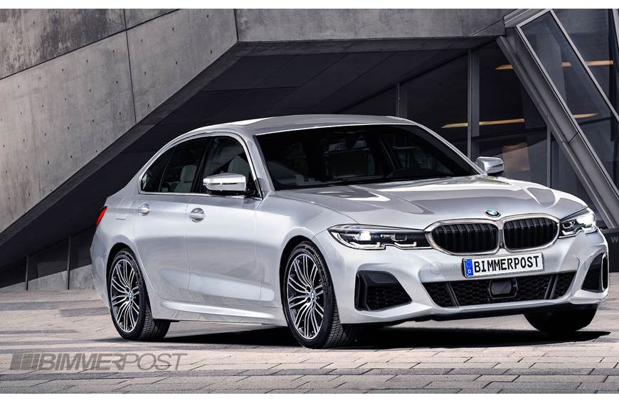 next gen bmw 3 series to be unveiled at paris motor show 2018 autocar india. Black Bedroom Furniture Sets. Home Design Ideas