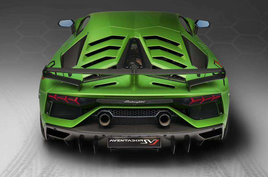 Lamborghini Aventador Svj Revealed Autocar India