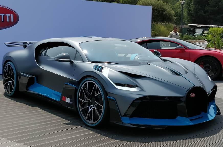 Bugatti Divo Unveiled Autocar India
