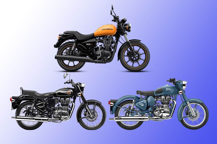 More Royal Enfield Models To Get Abs Autocar India