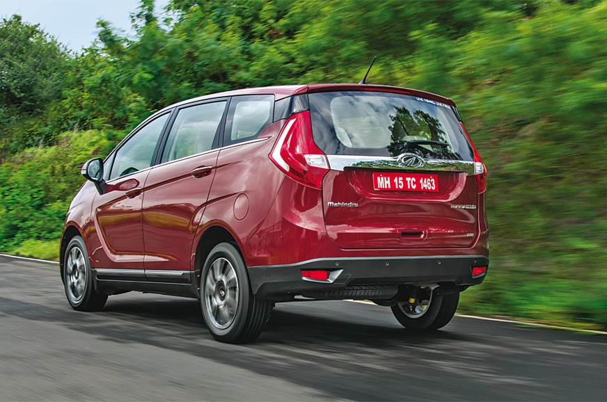2018 Mahindra Marazzo Review Test Drive Autocar India