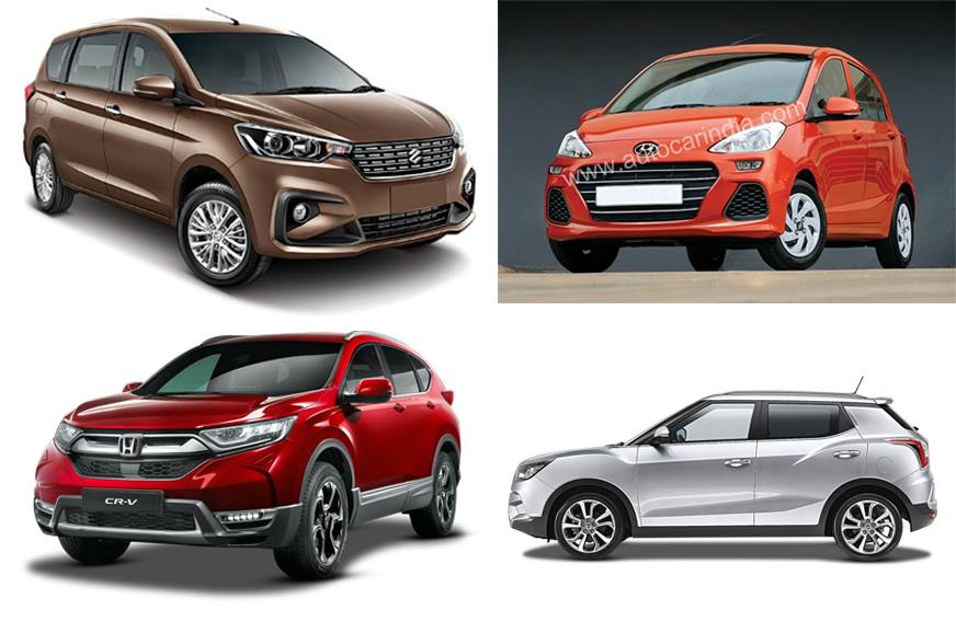 Upcoming Cars In India Expected Launches In 2018 2019 Autocar India