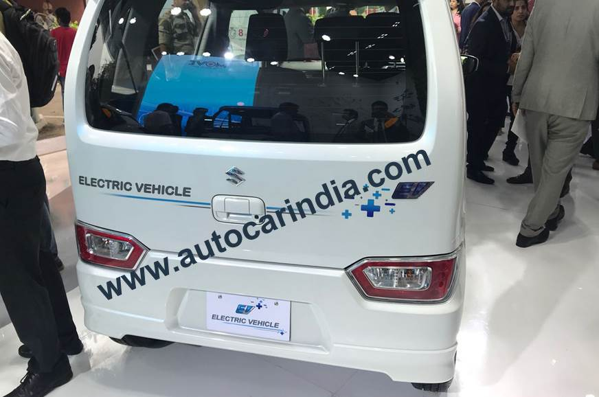 Maruti Suzuki Wagonr Ev Launch In April 2020 Autocar India