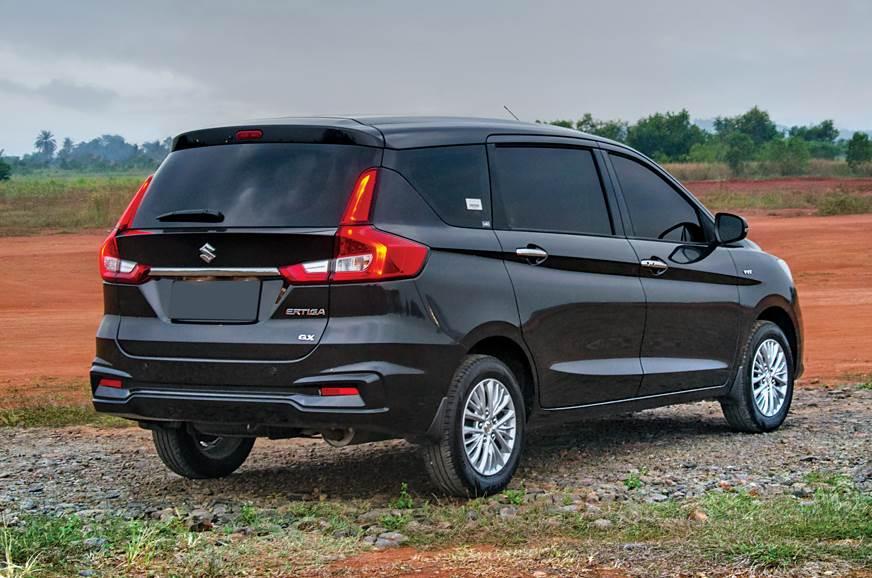 2018 Suzuki Ertiga Review Test Drive Autocar India