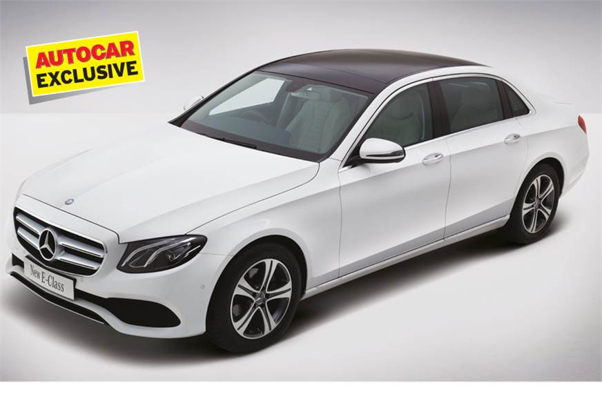 Updated Mercedes-Benz E-class priced from Rs 58 83 lakh - Autocar India