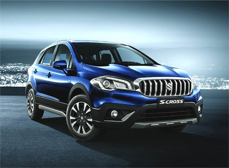 Updated Maruti Suzuki S Cross Priced From Rs 8 85 Lakh Autocar India