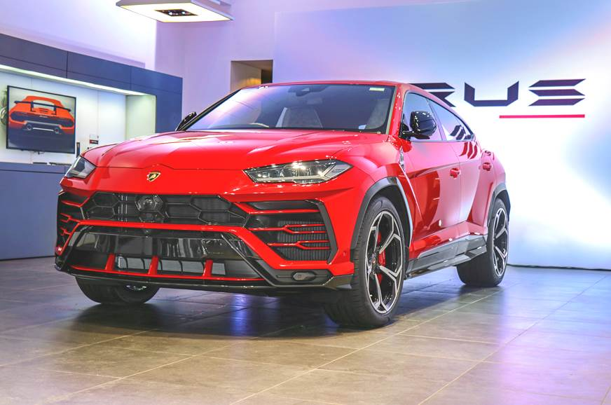 First Lamborghini Urus delivered in India - Autocar India