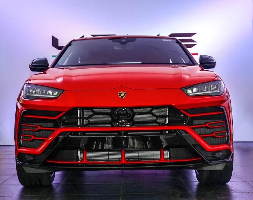 First Lamborghini Urus Delivered In India Autocar India