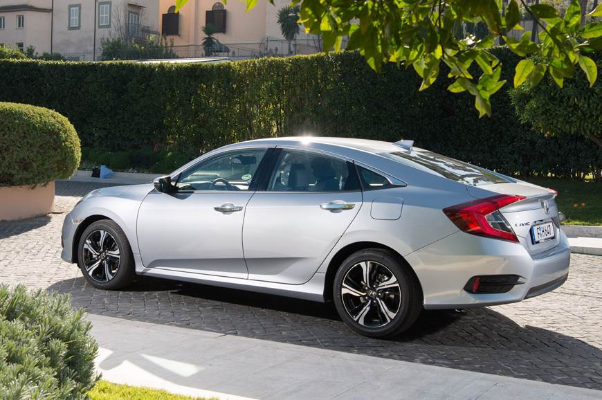 Honda Civic India Launch In Early 2019 Autocar India