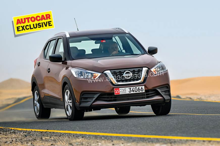 2018 Nissan Kicks Review Test Drive Autocar India