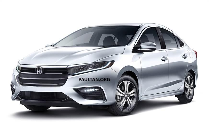 Nextgen Honda City To Come By Autocar India - Auto car