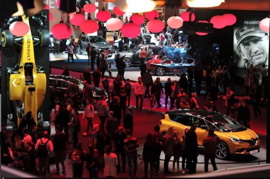 2018 Paris Motor Show preview - Autocar India