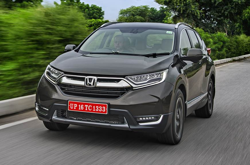 honda cr  diesel  petrol india review test drive autocar india